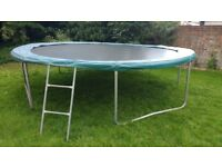 12ft Trampoline in good condition