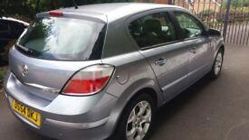 2005 Vauxhall Astra SXi 1.6 Petrol 5 speed Electric windows New 12 month MOT Just serviced 2 keys