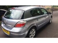 2005 Vauxhall Astra SXi 1.6 Petrol 5 speed Electric windows New 12 month MOT Just serviced 2 keys