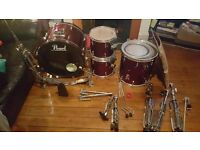 Pearl Export Drum Kit for sale