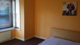 Large Double & Double Rooms available in Springbourne, Bournemouth
