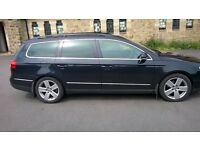 VW Passat 2.0, Good condition, Towbar (only used 3 times), New MOT, alloys (inc. spare)