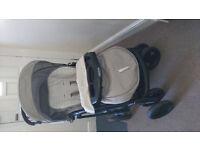 Graco Travel System, pushchair, pram