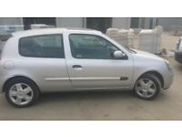 Renult Clio 2005 very cheap good condition