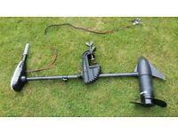 Minn Kota Endura 44 electric outboard motor