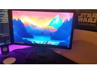 Dell 24 inch IPS monitor 1080p gaming