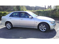 LEXUS IS200 6 SPEED MANUAL