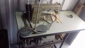 Brother DB2 B755-3 Industrial Sewing Machine - Used £200.00 or nearest offer