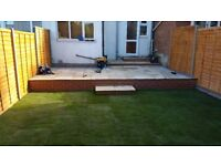 Gardening and landscaping services - Patio, Fencing, Maintenance - Polish quality