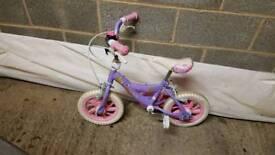2 x Girls bikes