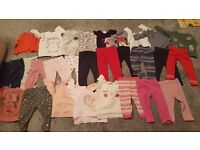 12-18month baby girl clothes