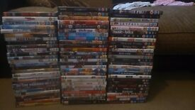 Load of dvds for sale some have a few faint marks but still fully working order some are new