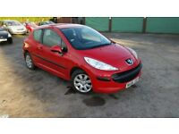 2007 Peugeot 207 for spares or repairs
