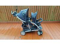Graco Quattro Tour Duo Pushchair - Sport Luxe