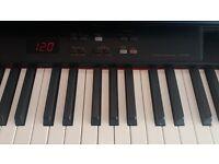 Yamaha Clavinova CLP 820 DIGITAL PIANO. Plus STOOL. Great feel and sound