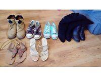 Ladies size 7 Footwear