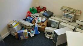 clear out, Computers, monitors, keyboards, printers,bargain prices