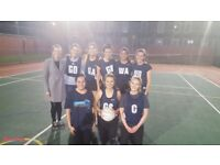 Back to Netball Sessions in Central London - All Welcome