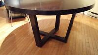 table de cuisine / kitchen dining room table
