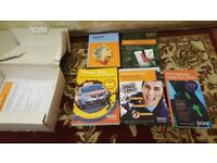BSM theory test books. Collect today cheap
