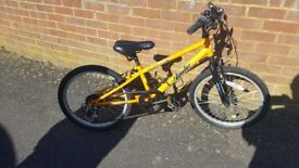 "20"" bike for sale."