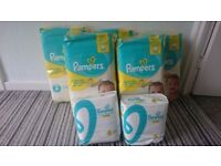PAMPERS NAPPIES FOR SALE