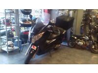 Honda S-wing125cc.ABS.Sep2014.Drives perfect