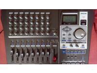 Tascam DP-01FX Digital Portastudio