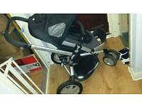 Quinny buzz pushchair ( text only)