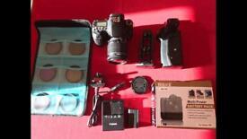 Canon 70d + accessories