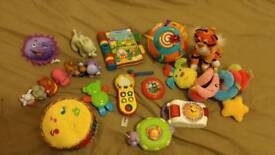 Bundle of toys more added
