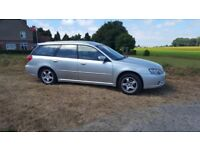 Subaru Legacy 2.0l petrol estate