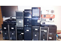 Very Cheap Computer & Laptops For Sale From Warehouse Projectors,LCD's abailable *Visit Recomended**