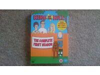 King of the Hill Season 1 DVD Boxset