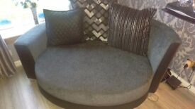 Dfs cuddle chair **reduced to £200**