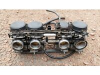 Honda CBR 1000f carbs in good working order removed from good working bike