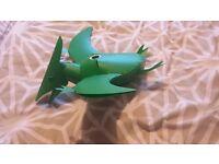 Next 3D dinosaur light