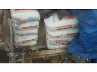 10 bags of Multi finish