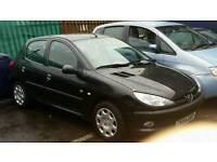 BREAKING FOR SPARES PEUGEOT 206