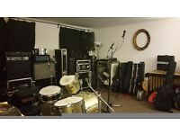 Rehearsal room for monthly hire Manor House N4
