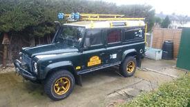 Land Rover Defender 110 TD5 LHD