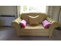 Immaculate 2 Seater Sofa - Hardly Used