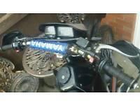 Yamaha dtr 125 12 months mot