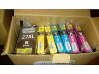 unopened Officeworld High Capacity Compatible ink cartridges for Epson Workforce