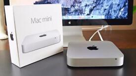 Apple Mac mini i5 500gb HD 8gb ram