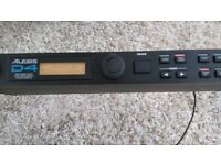 Alesis D4 drum module in perfect working order. No power supply I'm afraid