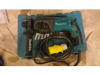 Makita HR2470 SDS drill,hammer drill, hammer 110v