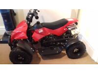 Childrens 50cc petrol quad BRAND NEW!!
