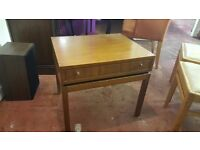 Beautiful Real Wood Hi-fi Stand in Excellent Condition