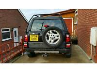 2004 land rover td4